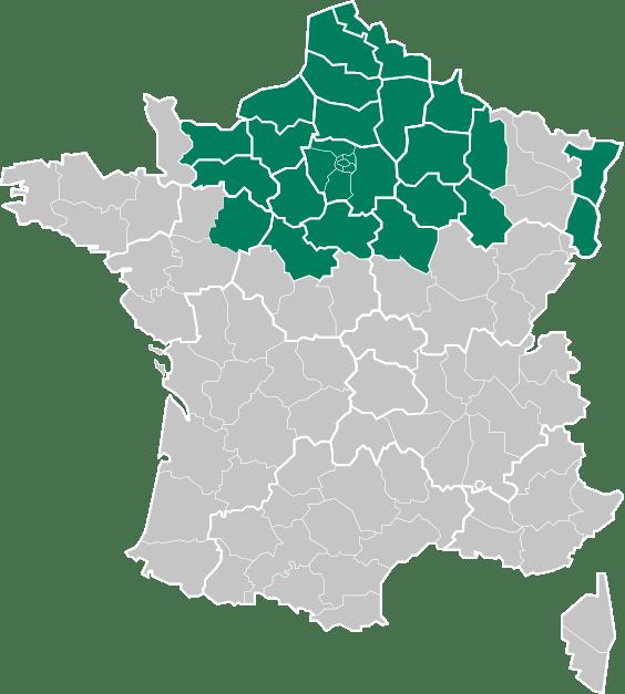 La CGB en régions