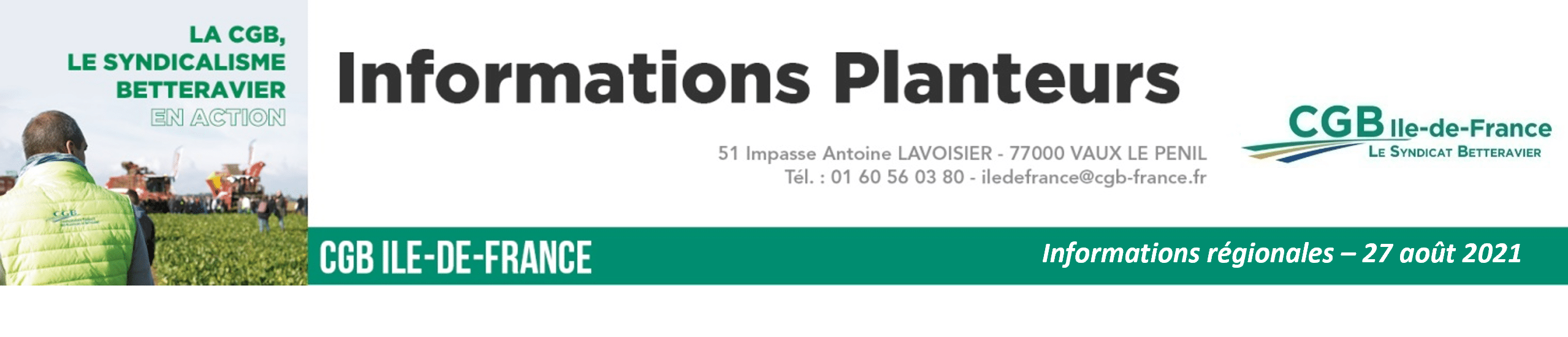 Info planteurs IdF aout 2021
